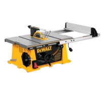 Dewalt DW744XP Heavy Duty Electronic Portable Table Saw 240V from Duotool