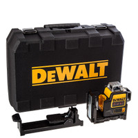 Dewalt DCE089NR 10.8V Red 360° Multi Line Laser Body Only from Duotool