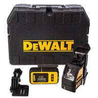 Dewalt DW088KD 2 Way Self-Levelling Ultra Bright Cross Line Laser from Duotool