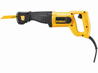 DeWalt DW304PKL 110v Reciprocating Saw from Duotool