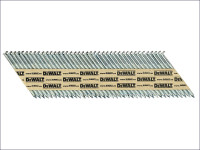 Dewalt DT9993 Hot Dip Galvanised Ring Nails 3.7 x 90mm (1100) From Duotool