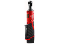 Milwaukee M12IR-201B 1/4 12v 1x2Ah Cordless 1/4in Impact Ratchet from Toolden