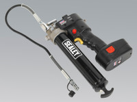 Sealey 18V Cordless Grease Gun from Duotool