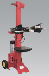 Sealey Log Splitter 5.5tonne 1050mm Capacity Vertical Type from Toolden