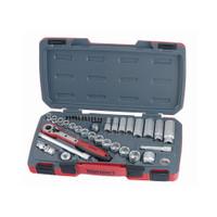 "Teng Tools 39 Piece 3/8"" Drive Socket Set from Toolden."