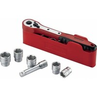 Teng M3812N1 3/8 Drive 12 Piece Socket Set 8-19mm From Toolden