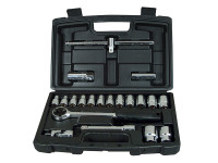 Stanley Tools Socket Set of 20 Metric 1/2in Drive
