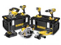 DeWalt DCK692M3 Cordless 3 Speed 6 Piece Kit 18 Volt 3 x 4.0Ah Li-Ion | Duotool