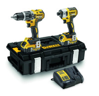 DeWalt DCK266P2 XR Brushless Twin Pack 18 Volt | Duotool