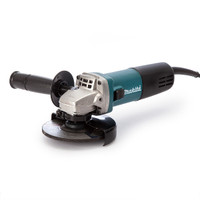 "Makita - 9558NBR 110V 5"" 840W Angle Grinder Anti Restart | Duotool"
