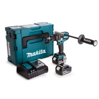 Makita DHP481RTJ 18v Brushless Combi with 2x5.0ah from Duotool