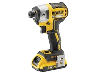 DeWalt DCF887D2 XR Brushless 3 Speed Impact Driver 18 Volt 2 x 2.0Ah Li-Ion from Duotool