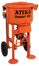 Belle Compact 100 Multi-purpose 100 litre Pan Mixer 110v from Duotool