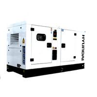 Hyundai 14kVA Diesel Generator Single Phase DHY11KSEm from Duotool.