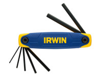 IRWIN Hexagon Key Folding Set of 7: 2.0 - 8.0mm