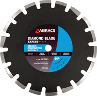 300mm x 10mm x 20mm Abrasive Construction Materials Diamond Blade EXPERT