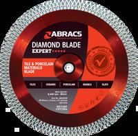 230m x 2.2mm x 25.4/22mm Tile & Porcelain Cutting Blade EXPERT