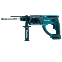 Makita DHR202Z 18V Body Only Cordless Li-Ion SDS Plus Rotary Hammer Drill from Toolden.