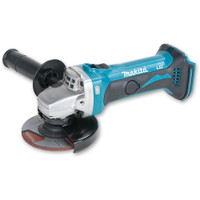 Makita DGA452Z 18V Cordless Angle Grinder LXT 115MM (Body Only)