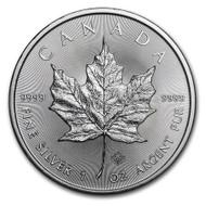 2014 Canadian Maple Leaf 1 oz Silver Coin