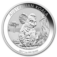2017 Australian Koala 1 oz Silver Coin