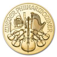 2017 Austrian Philharmonic 1 oz Gold Coin
