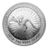2016 Australian Kangaroo 1 oz Silver Coin