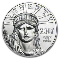 2017 American Eagle 1 oz Platinum Coin