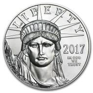 2017 American Eagle 1 oz Platinum Coin