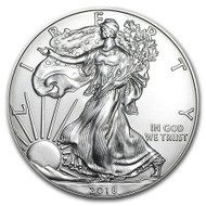 2018 American Eagle 1 oz Silver Coin