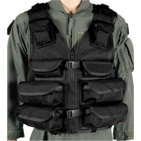 Blackhawk Omega Tactical Vest Medic/ Utility - Black