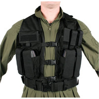 Blackhawk Urban Assault Vest - Black