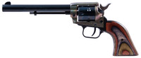 Heritage Small Bore Revolver 6.5 Simulated C-Hardened - 22 LR/ Mag