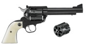 Ruger Blackhawk with Simulated Ivory Grips - 45 ACP