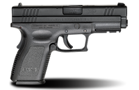 "Springfield XD 4"" Compact Model - 45 ACP"