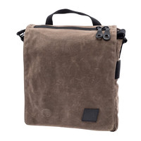 Blackhawk Diversion Wax Canvas Satchel - Earth