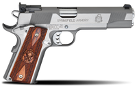 Springfield 1911 Loaded Target Stainless Steel - 9mm