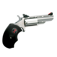 North American Arms Black Widow with Adjustable Sights - 22 MAG