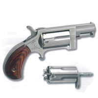 North American Arms Sidewinder with Conversion - 22LR/ Mag