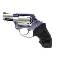 Charter Arms Lavender Lady - Lavender/ Stainless DAO - 38 Special +P