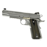 Sig Sauer 1911 Stainless with Rail - 45 ACP