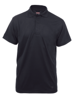 Tru-Spec Men's Short Sleeve Performance Polo - Black