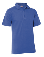 Tru-Spec Men's Original Short Sleeve Polo - Academy Blue