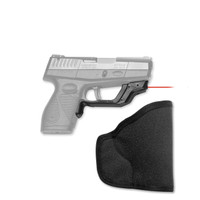 Crimson Trace LG-447H Laserguard with Pocket Holster for Taurus Slim