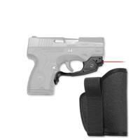 Crimson Trace LG-483H Laserguard with Pocket holster for Beretta Nano