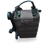 Blackhawk ASIP Radio Pack/ Pouch - USA Molle - Black