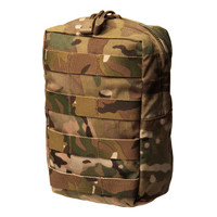 Blackhawk Upright GP Pouch - USA Molle - MultiCam