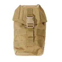 Blackhawk Utility Nalgene Bottle Pouch - Molle - Coyote Tan