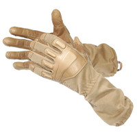 Blackhawk Fury Gloves with Nomex - Coyote Tan