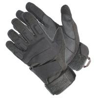 Blackhawk S.O.L.A.G. Full-Finger Gloves - Black